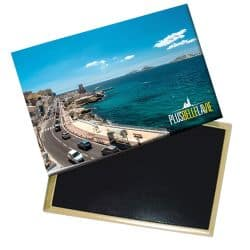 Magnet Plus Belle La Vie Photo mediterranee