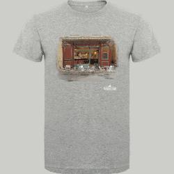 T-shirt Mistral Gris Chiné Plus Belle La Vie