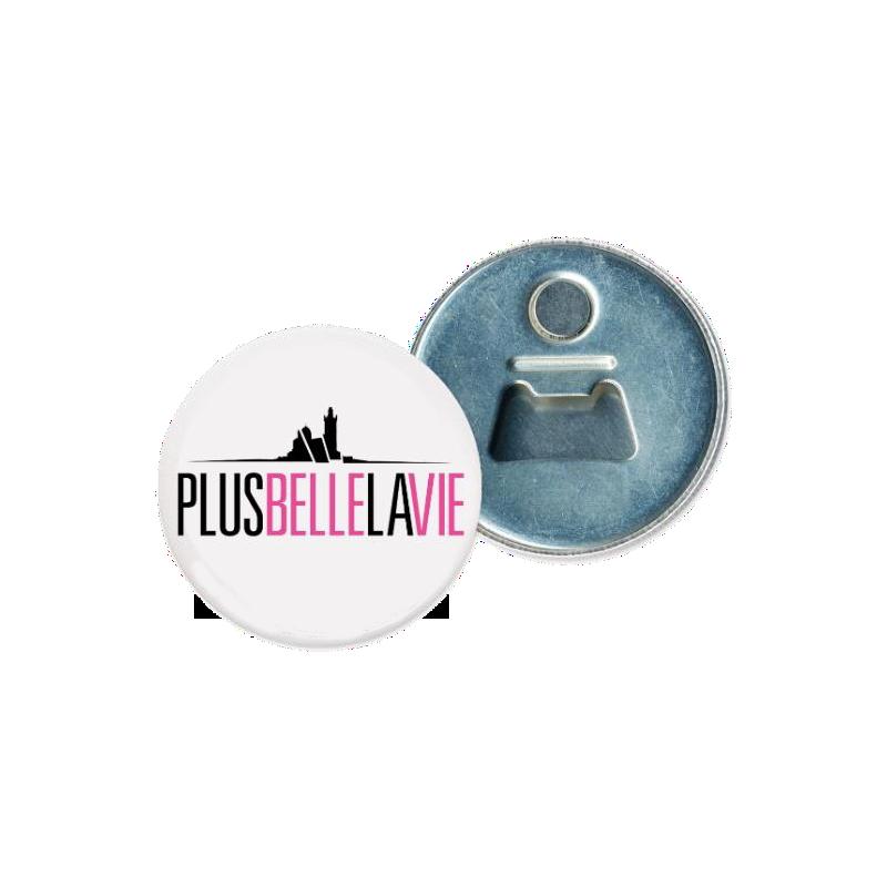 Badge Decap Logo  Plus Belle La Vie